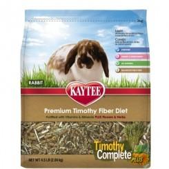 غذا کامل پلت خرگوش شامل یونجه آلفا آلفا و علوفه تیموتی