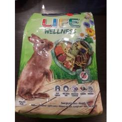غذا کامل و مخلوط خرگوش شکلان ویتامینه بدون غلات