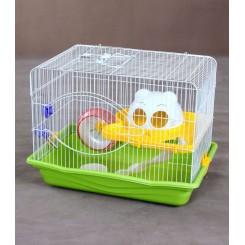 قفس همستر در رنگهای مختلف و شاد
