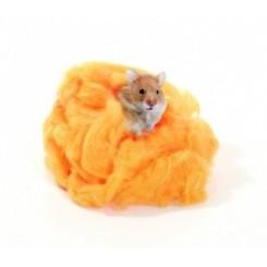 پنبه نارنجی مخصوص بستر جوندگان