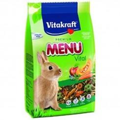 غذای مخوط و کامل و ویتامینه خرگوش 1 کیلوگرمی