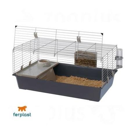 قفس مخصوص خوکچه هندی و خرگوش سایز 100