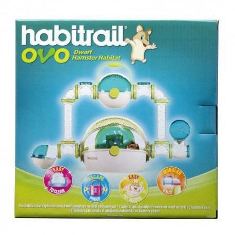 قفس همستر روبوروفسکی مدل Habitrail ovo Dwarf Habitat