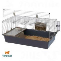 قفس خوکچه هندی و خرگوش سایز 120 سانت برند فرپلست
