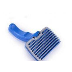 برس پلاستیکی با قابلیت تخلیه مو