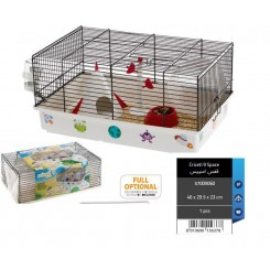 قفس همستر برند فرپلست مدل space