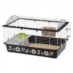 قفس طرح دار خوکچه هندی و قفس طرح دار خرگوش