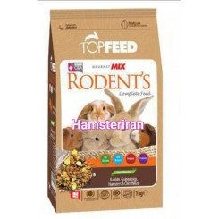 غذا مخلوط و ویتامینه ،پروبیوتیک مخصوص کلیه جوندگان