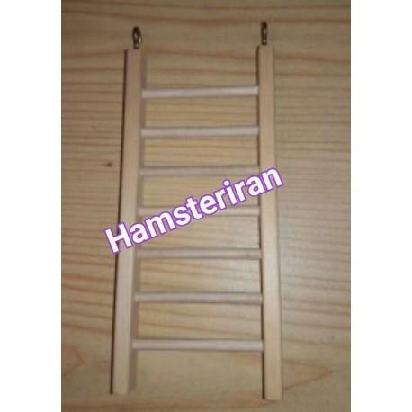 اسباب بازی نردبان چوبی همسترها