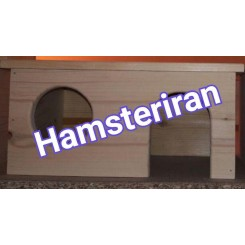 خانه چوبی خرگوش