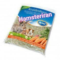 علوفه جوندگان با طعم هویج 500 گرم
