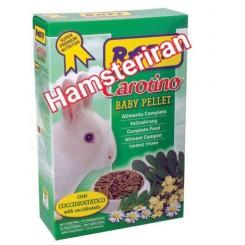 غذا پلت مخصوص خرگوش شکلان نابالغ