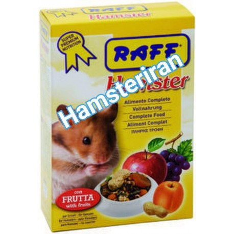 غذای کامل مخلوط و ویتامینه همستر