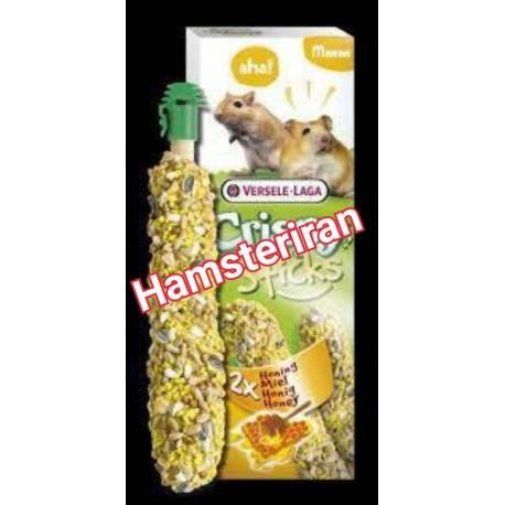 استیک های جویدنی همستر 2 عددی با طعم عسل