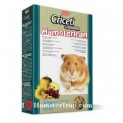 غذا همستر رژیم غذایی مناسب 400 گرم