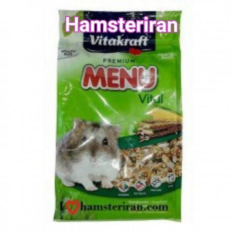 غذا همستر روبوروفسکی و کمپل روسی