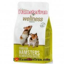 غذا همستر فرمول خاص برای همستر شما
