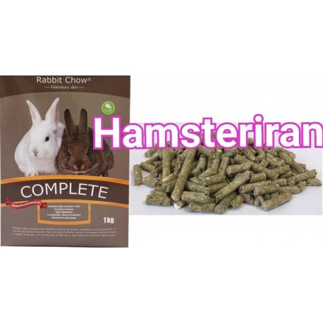پلت کامل و پروبیوتیک خرگوش و جوندگان