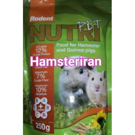 غذا مخلوط مناسب برای همستر و خوکچه هندی
