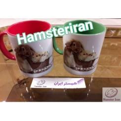 ماگ همستر ایرانی