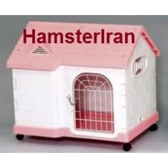 خانه مناسب برای خوکچه هندی و خرگوش شکلان