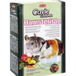 غذای مخلوط و کامل و ویتامینه خوکچه هندی وچین چیلا