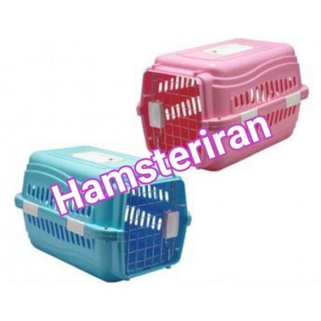 باکس حمل حیوانات خانگی زیبا و رنگی