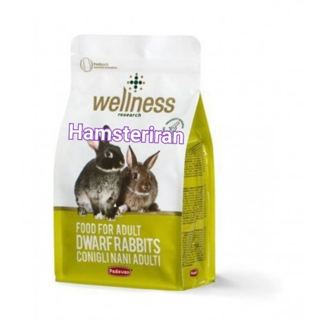غذا مکمل خرگوش بالغ تقویت همه جانبه