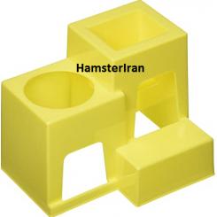 خانه پلاستیکی پنیری همستر