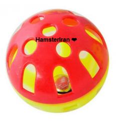 توپ بازی حیوانات خانگی