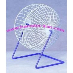 توپ بازی همراه با پایه فلزی قطر 15 سانتی متر