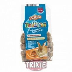 بیسکویت مغذی حاوی هویج مخصوص همستر , خوکچه هندی و خرگوش