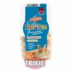 بیسکویت مغذی حاوی کنجد مخصوص همستر , خوکچه هندی و خرگوش