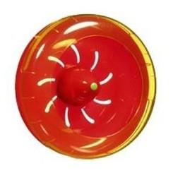 چرخ و فلک همستر با دو قابلیت نصب در قفس و آکواریم
