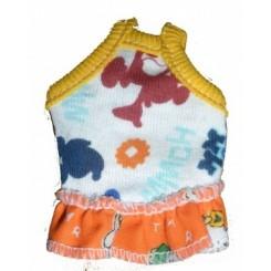 لباس همستر دامن دار