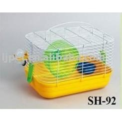قفس مخصوص همستر سوری و روسی و مناسب برای حمل خوکچه هندی و خرگوش
