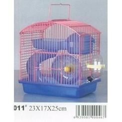 قفس مخصوص همستر سوری و روسی و مناسب برای خرگوش و خوکچه هندی