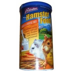 غذا تخصصی همستر حاوی پنیر و عسل