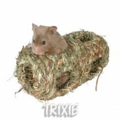 پیچ راهه و تونل بازی همستر بصورت کاملا گیاهی