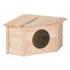 خانه چوبی همستر و خوکچه هندی