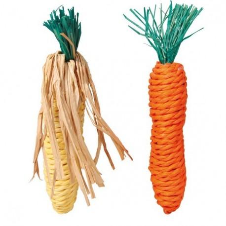 اسباب بازي گیاهی شکل هویج
