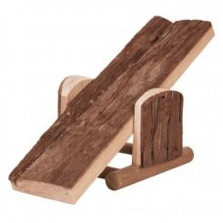 اسباب بازی الاکلنگ چوبی