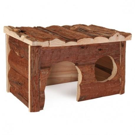 خانه چوبی خوکچه هندی