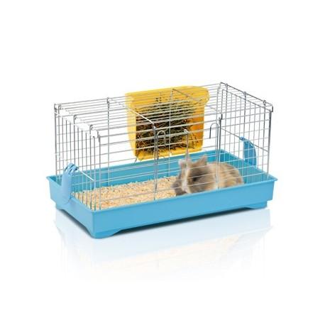 قفس خوکچه هندی و خرگوش