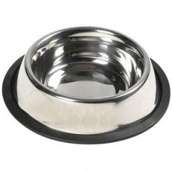 ظرف غذای استیل قطر 13 ( خوکچه هندی , خرگوش , سگ , گربه )