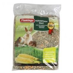علوفه کوهی جوندگان همراه با ذرت و گندم (همستر , خوکچه هندی و خرگوش)