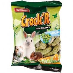 مکمل غذا جوندگان حاوی یونجه و سبزیجات (همستر , خوکچه هندی , خرگوش)