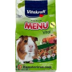 غذا خوکچه هندی مناسب برای یک روز پر هیجان