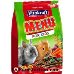 غذا مناسب بچه خرگوش جهت تقویت فوری