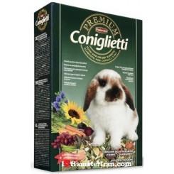 غذا خرگوش بالغ پر انرژی و پر توان